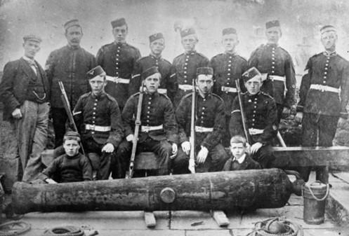Stromness Royal Garrison Artillery Volunteers